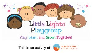 Playgroup Banner
